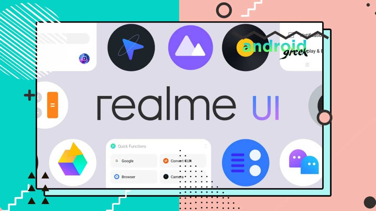 Download Realme UI system launcher V11.2.00 for Realme smartphone