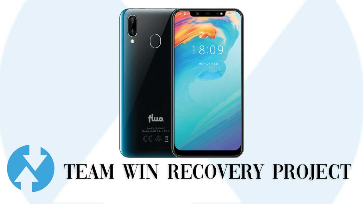 Download and Install TWRP Recovery on Fluo F2 | Root Your Device