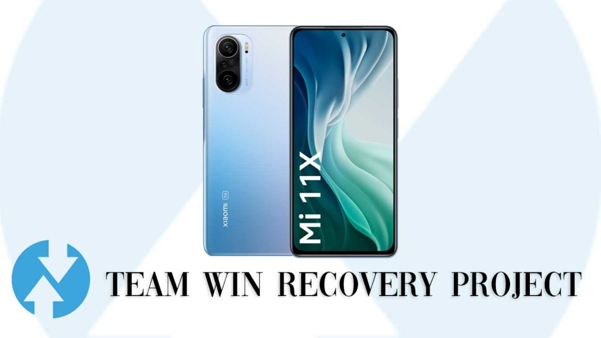 Download and Install TWRP Recovery on Mi 11X   Root Your Device