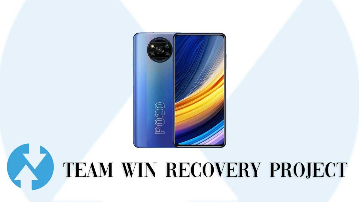 Download and Install TWRP Recovery on Poco X3 Pro (Bhima)   Root Your Device
