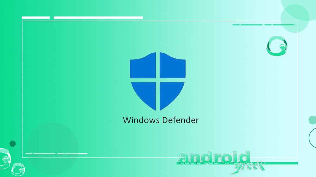 How to Fix Widows Defender Error 0x800700AA on Window 10