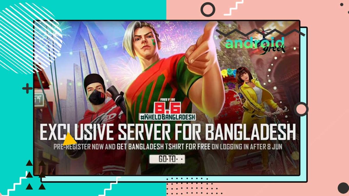 Free Fire Bangladesh Exclusive Server – How to pre-register, Free rewards, and Release Date
