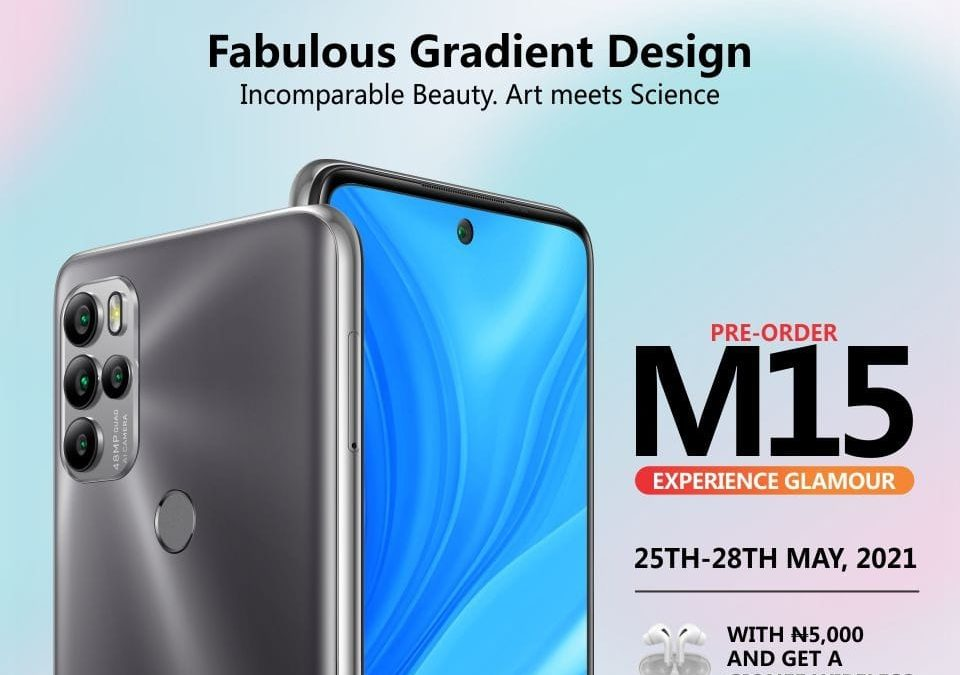 Gionee M15 Launched with MediaTek Helio G90 & 48MP Quad-cameras