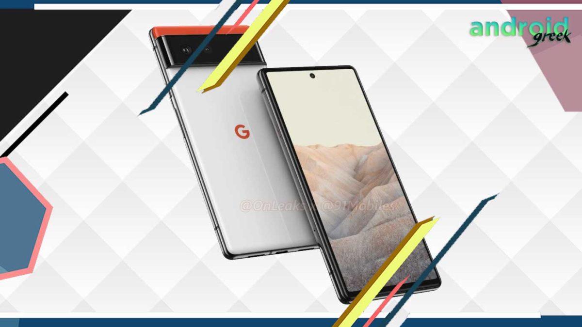 Google Pixel 6 Pro Render Reveals essential design language and more