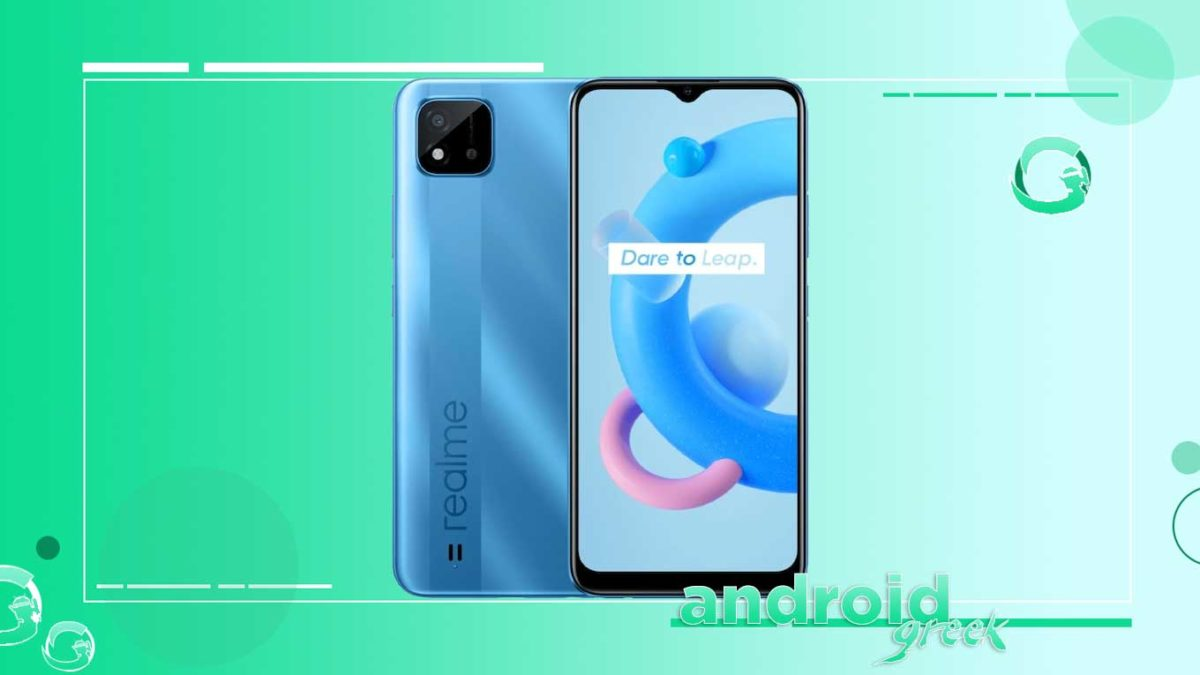 Realme C20A announced with 6.5-inch HD+, 5000mAh and Helio G35