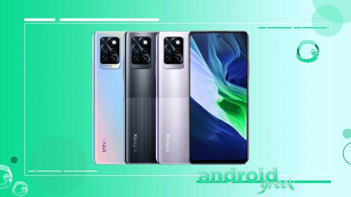 Infinix Note 10 Series launch With Helio G95 and 90Hz screen