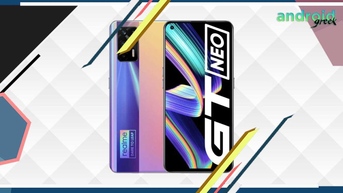 Realme GT Neo Flash Edition confirmed to launch on May 24th