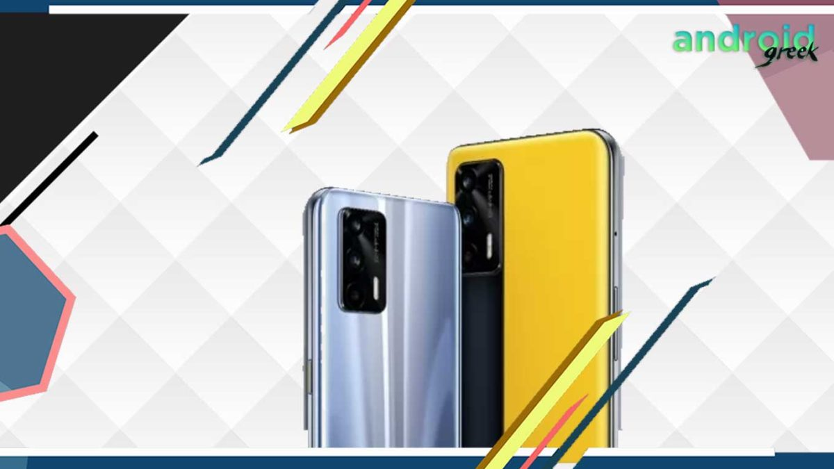 Realme GT confirmed to launch in India.