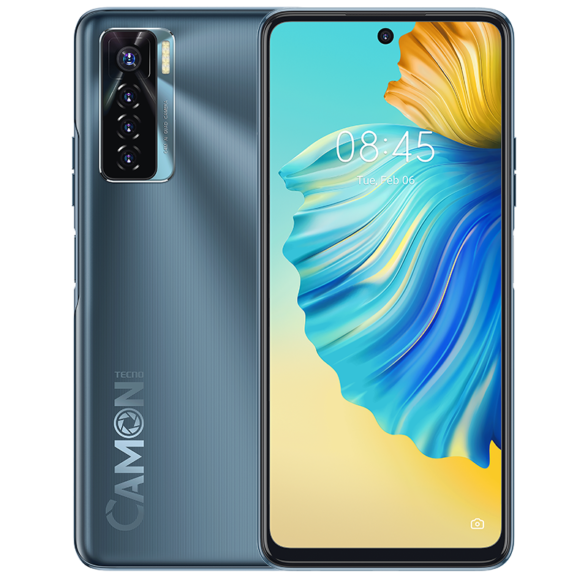 Tecno Camon 17 Pro Launched with Helio G95 & 48MP selfie camera