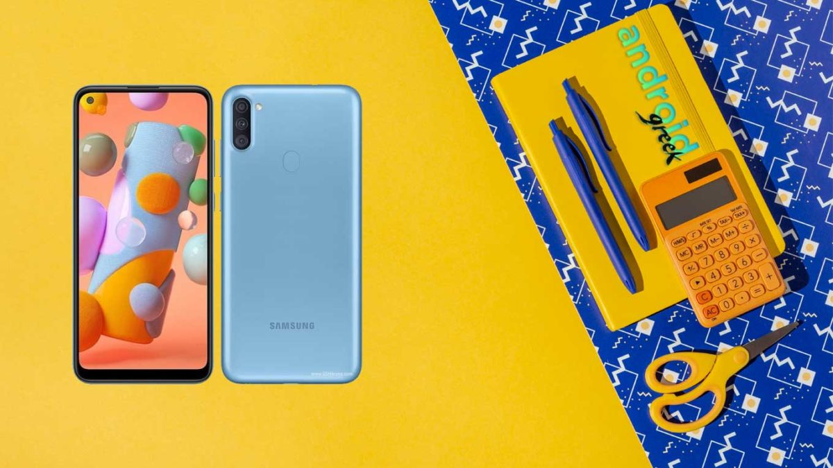 Update for GALAXY A11 SM-A115M Software Update Tracker – May 2021 | Android 11-based One UI 3.1