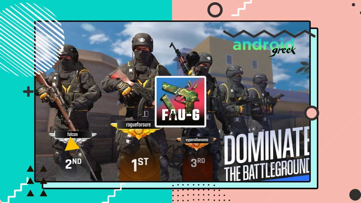 Download FAU-G Multiplayer BETA for Android with APK + OBB installation Guide