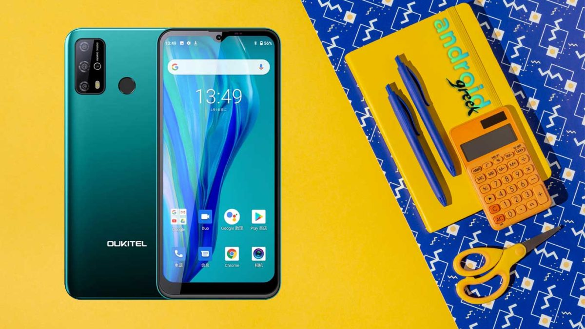 Download and Install Oukitel C23 Pro Flash File Firmware (Stock ROM, Flash File)