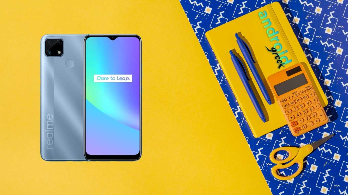 Download and Install Realme C25s RMX3197 Flash File Firmware (Stock ROM, Flash File)