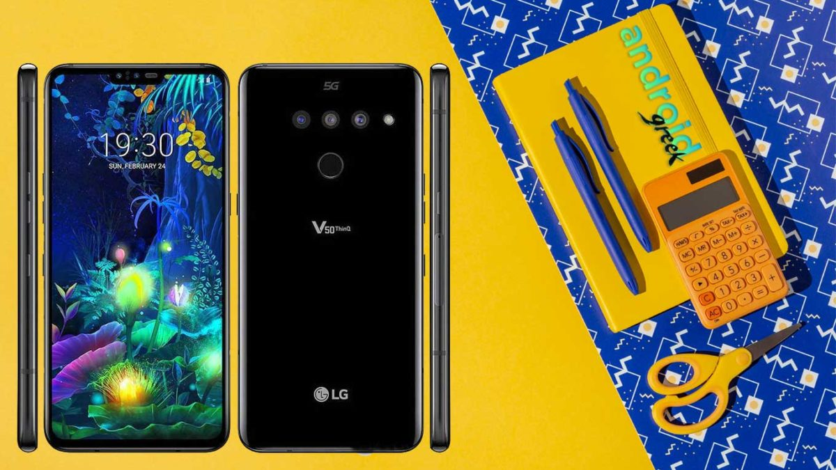 Download and Install TWRP Recovery on LG V50 / V50 Thinq | Root Your Device