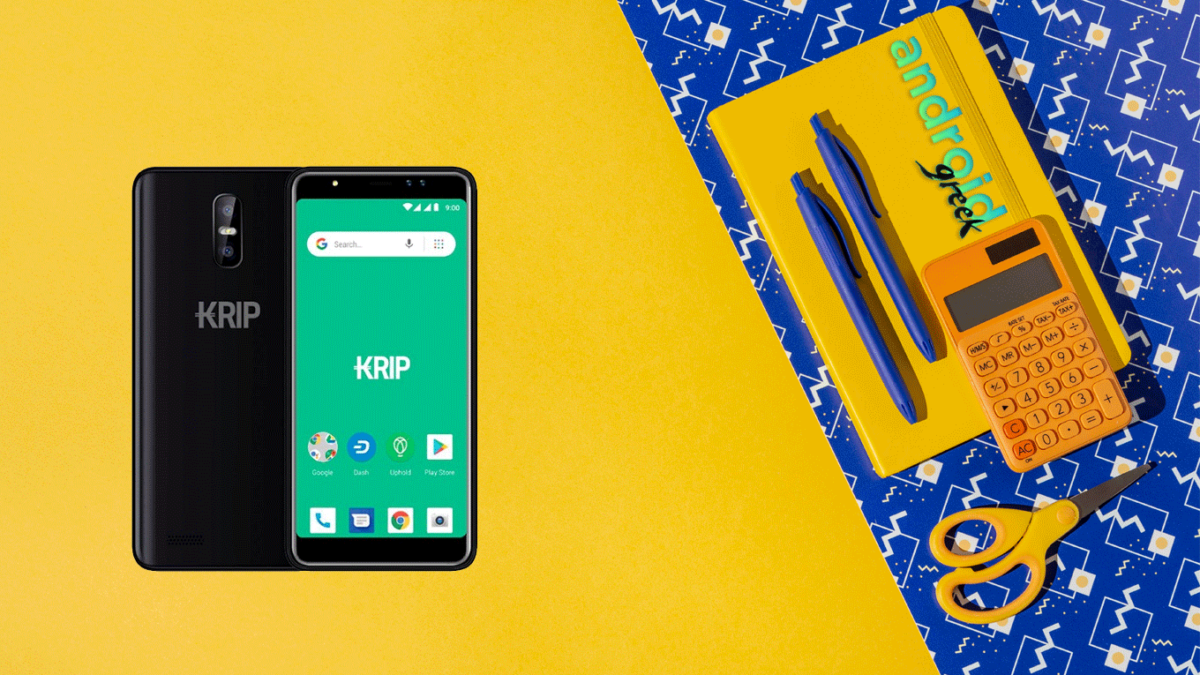 Download and Install KRIP K55h Flash File Firmware (Stock ROM, Flash File)