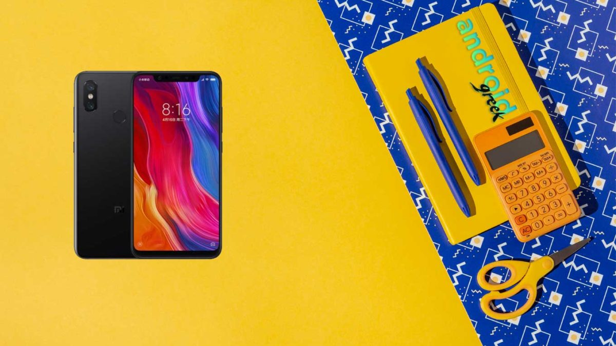 Mi 8 China (dipper) official stock ROM, firmware, and updates Flash File – V12.5.1.0.QEACNX