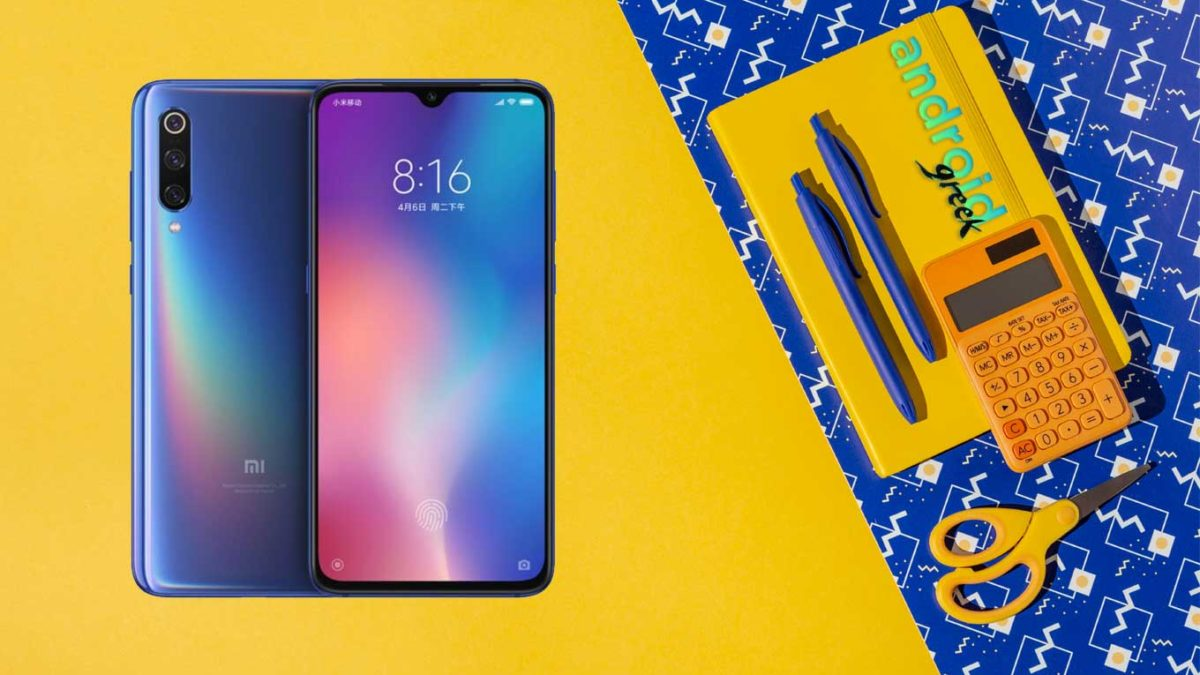 Mi 9 Global (cepheus) official stock ROM, firmware, and updates Flash File – V12.5.1.0.RFAMIXM