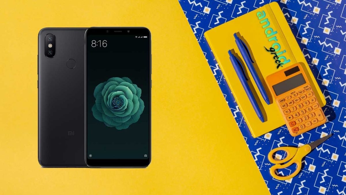 Mi A2 Global (jasmine) official stock ROM, firmware, and updates Flash File – V11.0.27.0.QDIMIXM