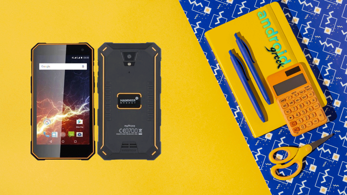 Download and Install Myphone Hammer Energy Flash File Firmware (Stock ROM, Flash File)