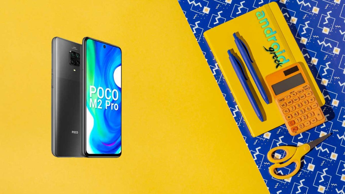 POCO M2 (shiva) official stock ROM, firmware, and updates Flash File – V12.0.4.0.QJRINXM