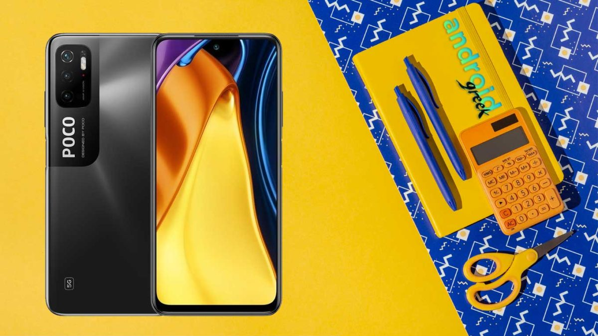 POCO M3 Pro 5G (camellia) official stock ROM, firmware, and updates Flash File – V12.0.2.0.RKSINXM