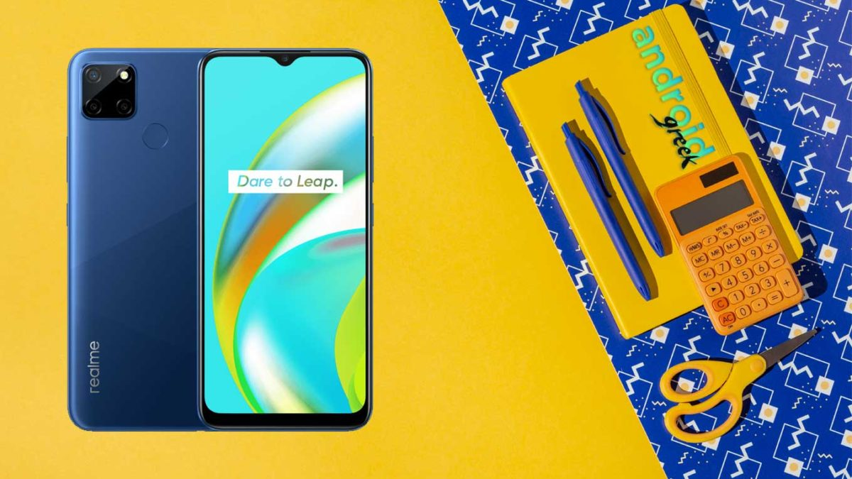 Realme C12 (RMX2185) official stock ROM, firmware, and updates Flash File – RMX2185_11_A.95