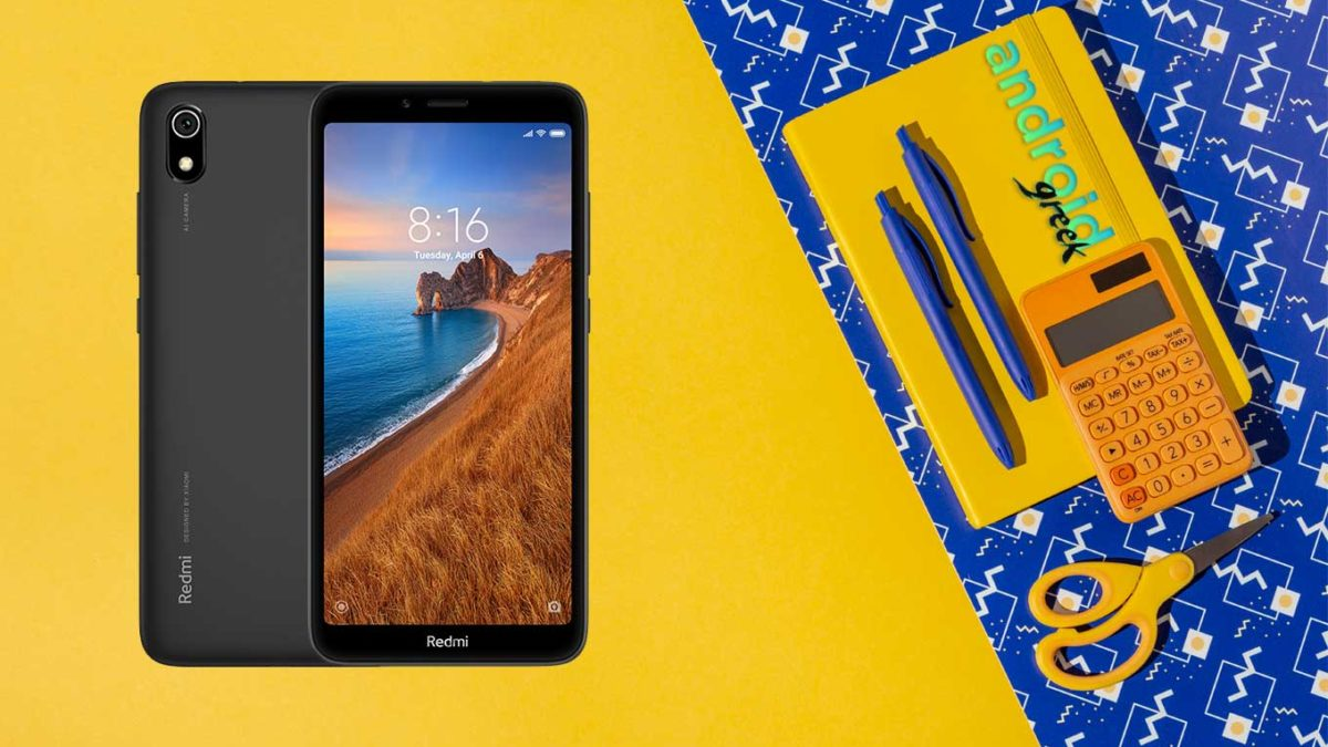 Redmi 7A (pine) official stock ROM, firmware, and updates Flash File – V12.0.3.0.QCMRUXM