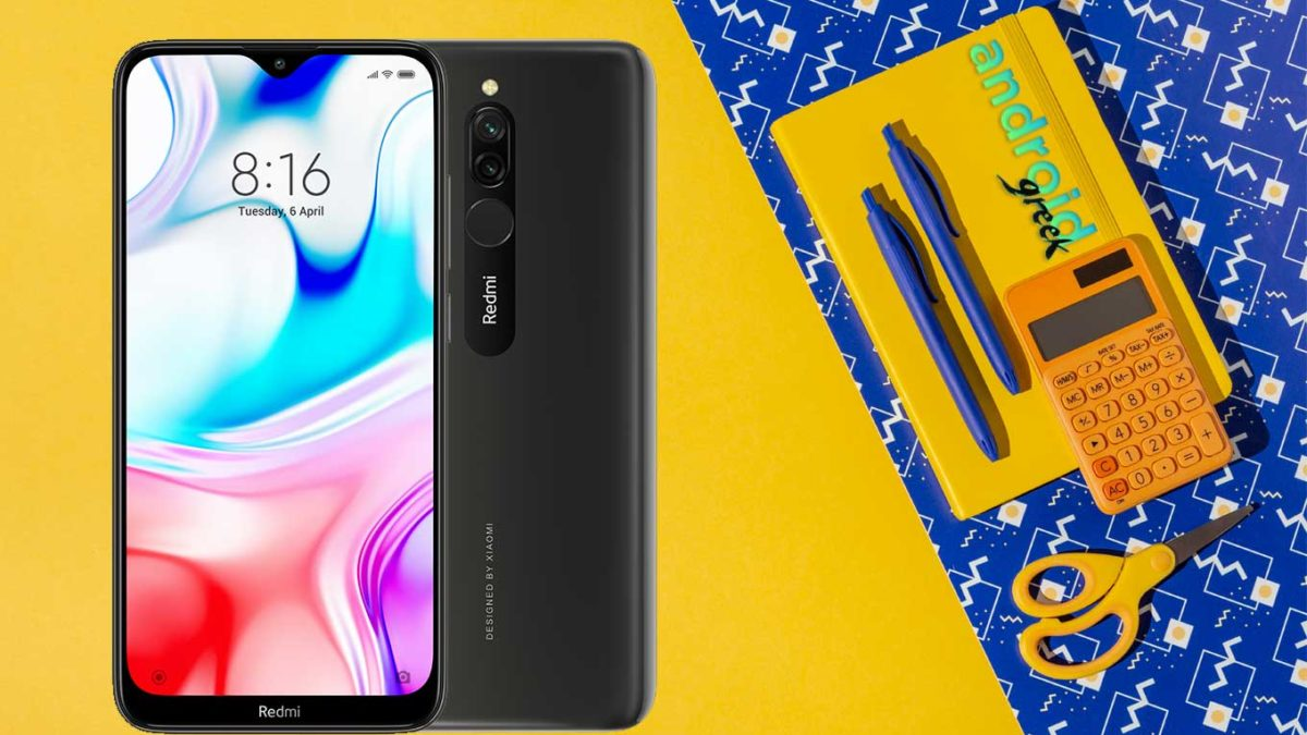 Redmi 8 (olive) official stock ROM, firmware, and updates Flash File – V12.0.3.0.QCNINXM
