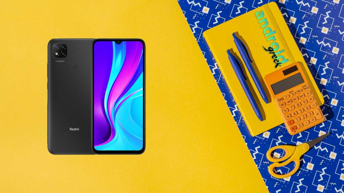 Redmi 9 (lancelot) official stock ROM, firmware, and updates Flash File – V12.0.3.0.QJCTRXM