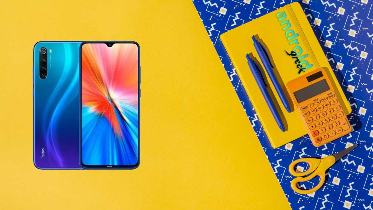 Redmi Note 8 2021 (biloba) official stock ROM, firmware, and updates Flash File – V12.5.4.0.RCUMIXM
