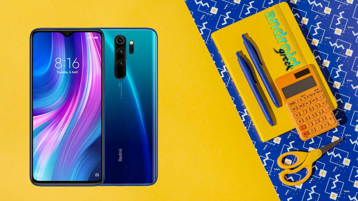 Redmi Note 8 Pro (begonia) official stock ROM, firmware, and updates Flash File – V12.5.1.0.RGGCNXM
