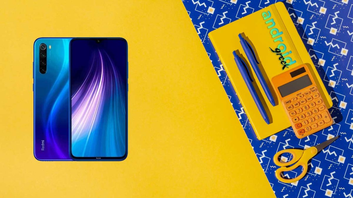 Redmi Note 8 Russia (ginkgo) official stock ROM, firmware, and updates Flash File – V12.0.2.0.QCORUXM