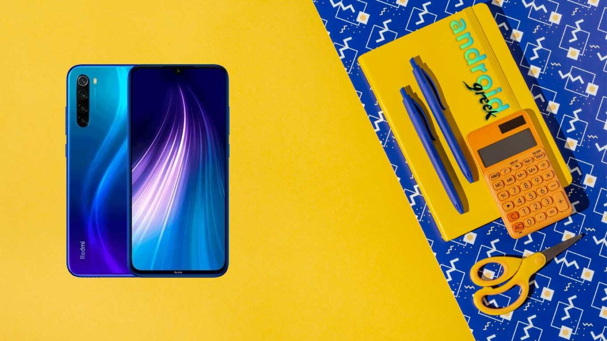 Redmi Note 8 (ginkgo) official stock ROM, firmware, and updates Flash File – V12.0.3.0.RCOCNXM