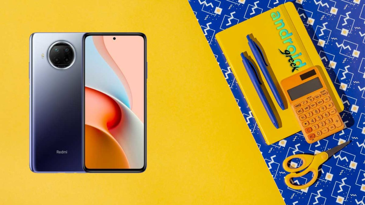 Redmi Note 9 5G (cannon) official stock ROM, firmware, and updates Flash File – V12.5.3.0.RJECNXM