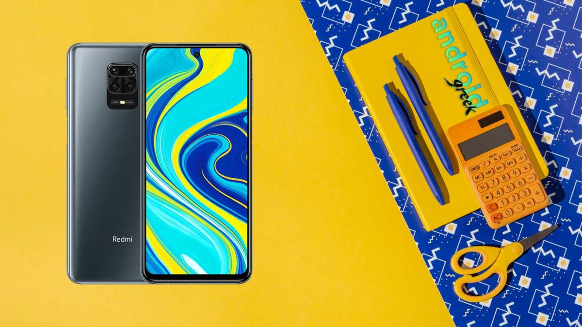 Redmi Note 9 Pro (joyeuse) official stock ROM, firmware, and updates Flash File – V12.0.1.0.RJZEUXM