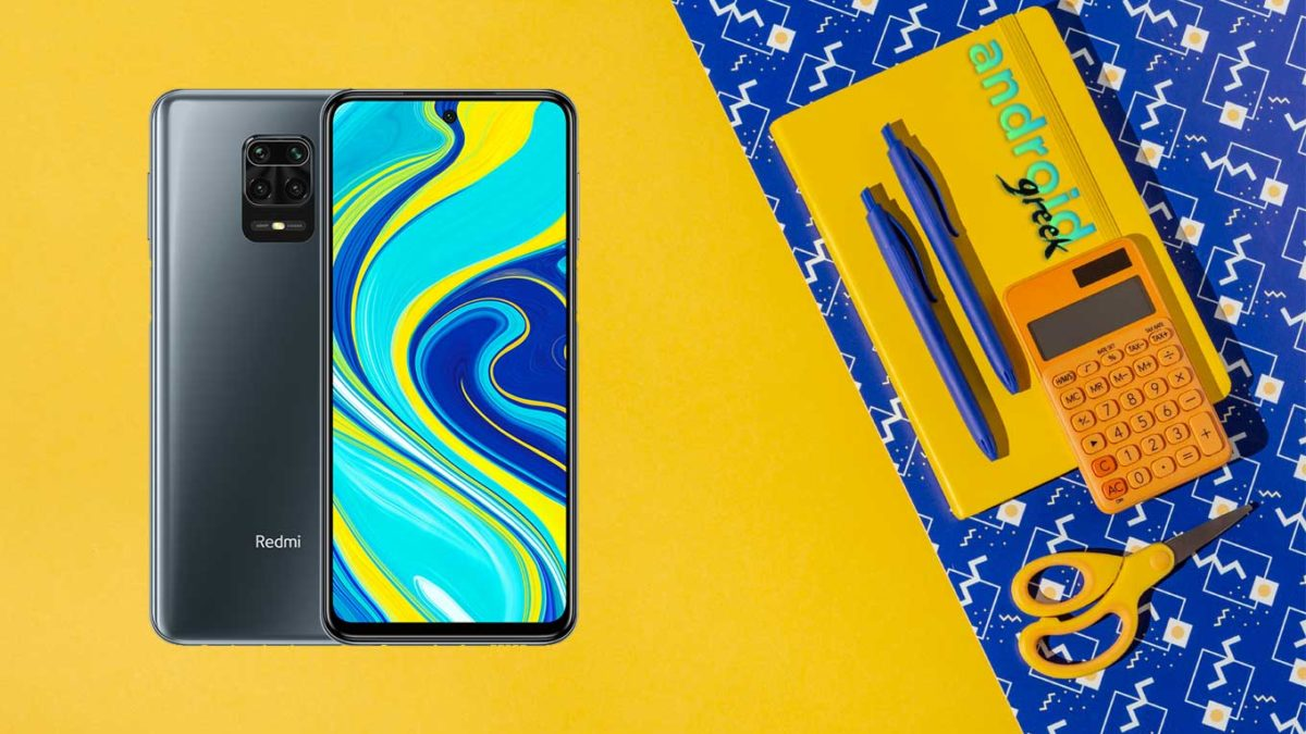 Redmi Note 9 (merlin) official stock ROM, firmware, and updates Flash File – V12.0.1.0.RJOEUXM