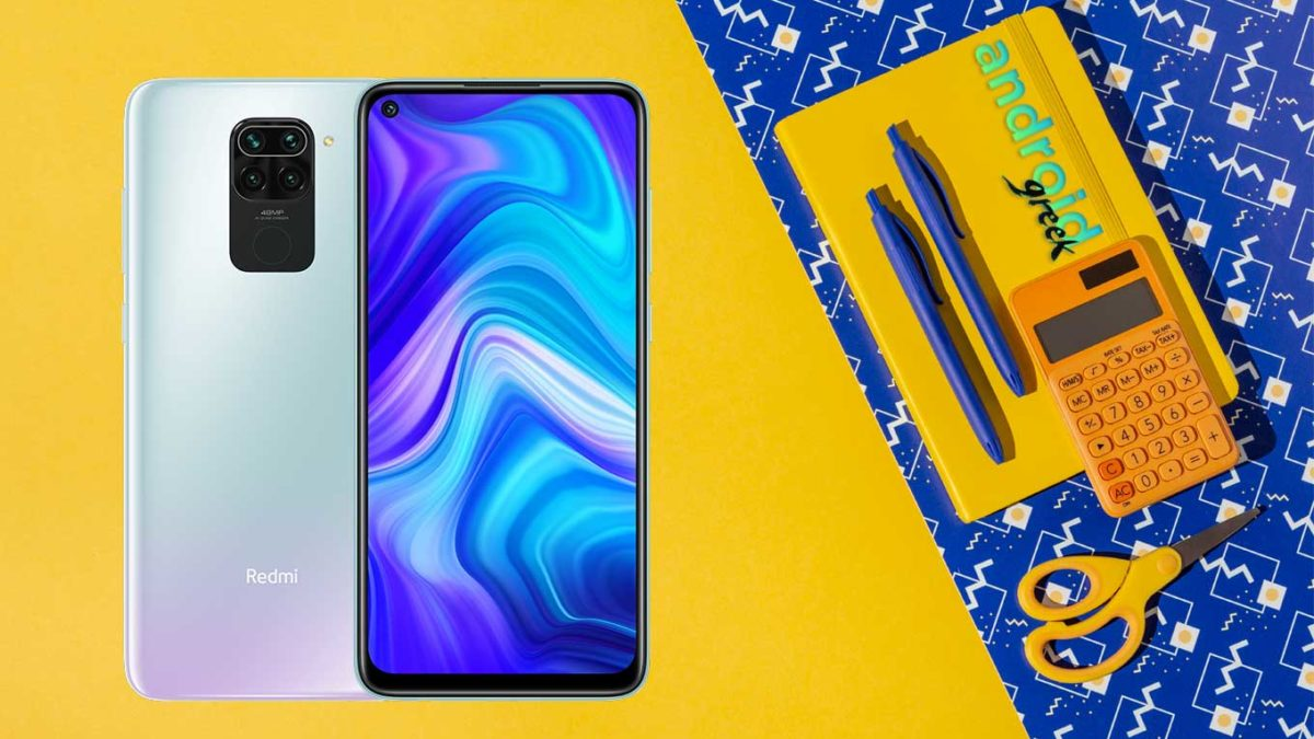 Redmi Note 9S (curtana) official stock ROM, firmware, and updates Flash File – V12.0.2.0.RJWEUXM