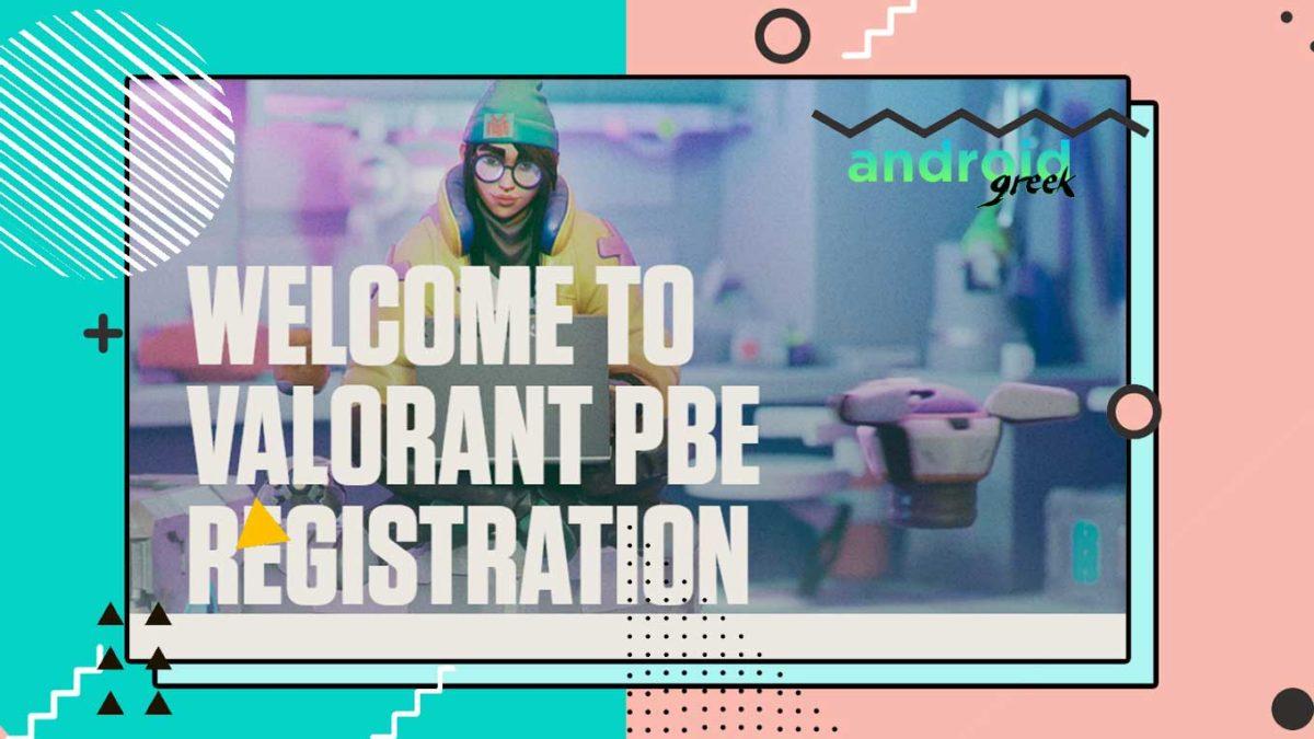 Register for Valorant Test Server – How to Sign-up