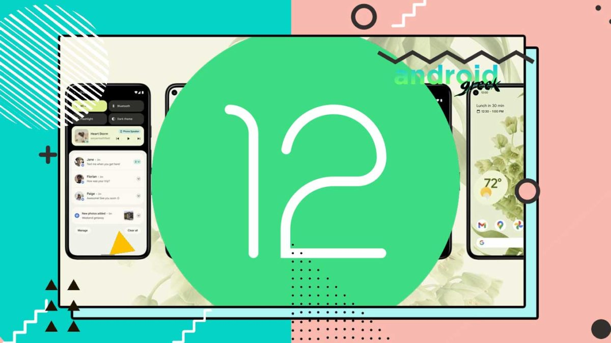 Download Android 12 BETA 3 on Android Device – How to Install Guide