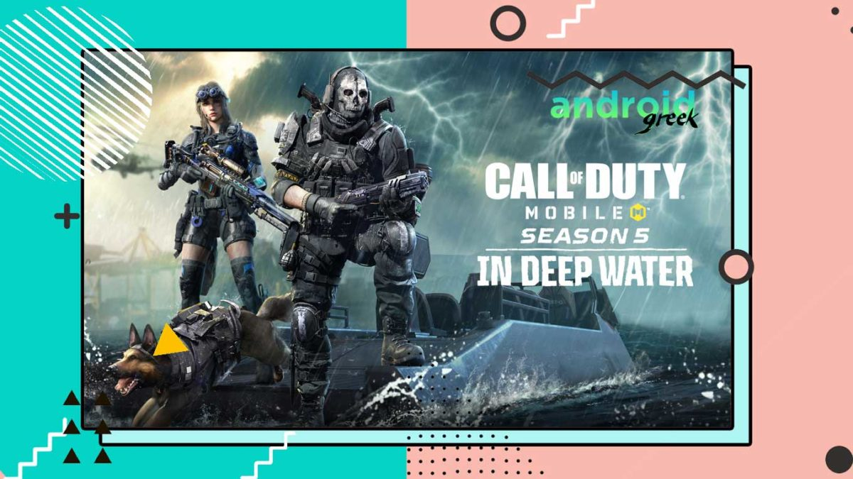 Download Call Of Duty: Mobile Season 5 | APK and OBB File with installation guide