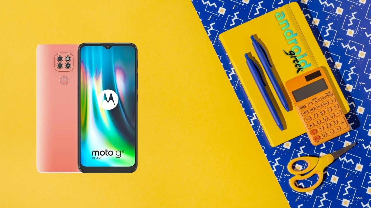 Download and Install Motorola G9 Play Flash File Firmware (Stock ROM, Flash File)