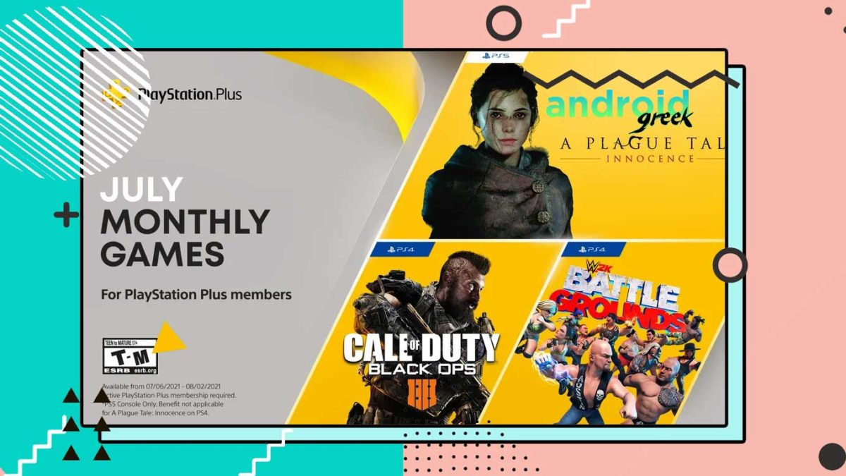 Get Free Call Of Duty Ops 4 with PlayStation Plus