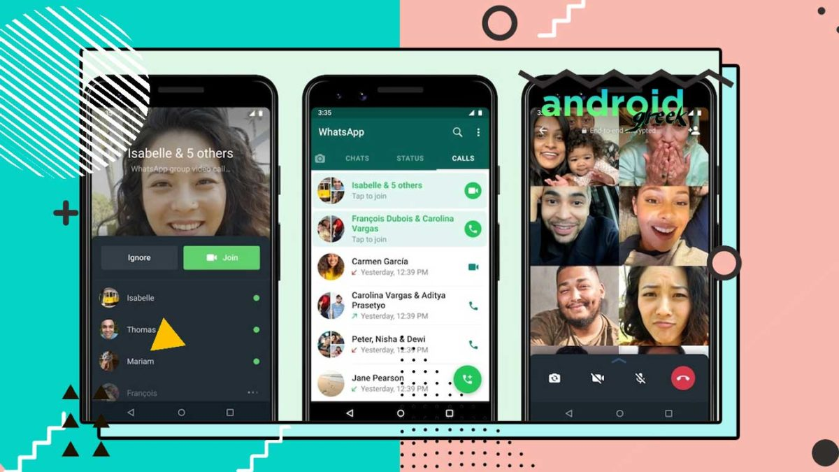 How to Join Missed WhatsApp Group Call – Audio and Video Call