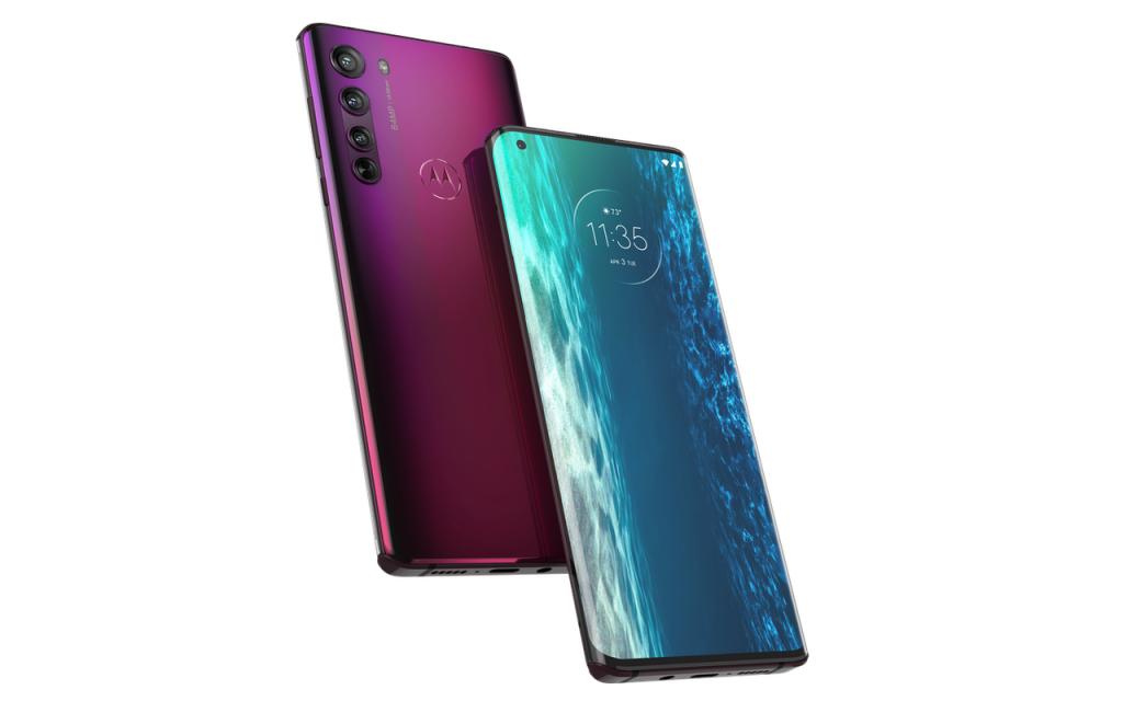 Motorola Edge 20 Listed on TENAA with Full Specifications Leaked