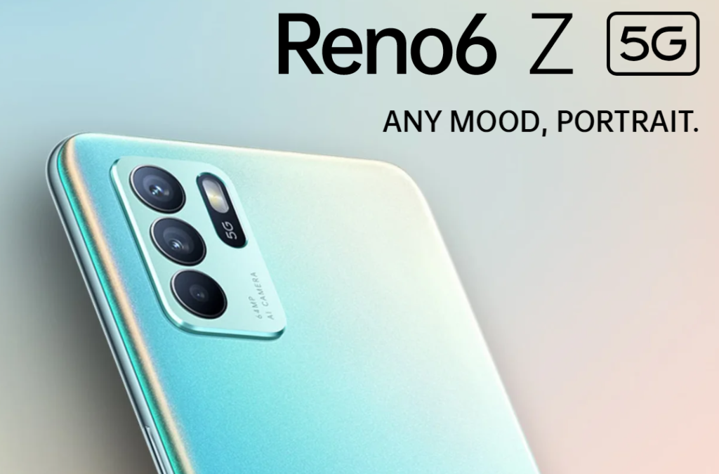 The OPPO Reno6 Z appears on Geekbench with a Dimensity 800U processor