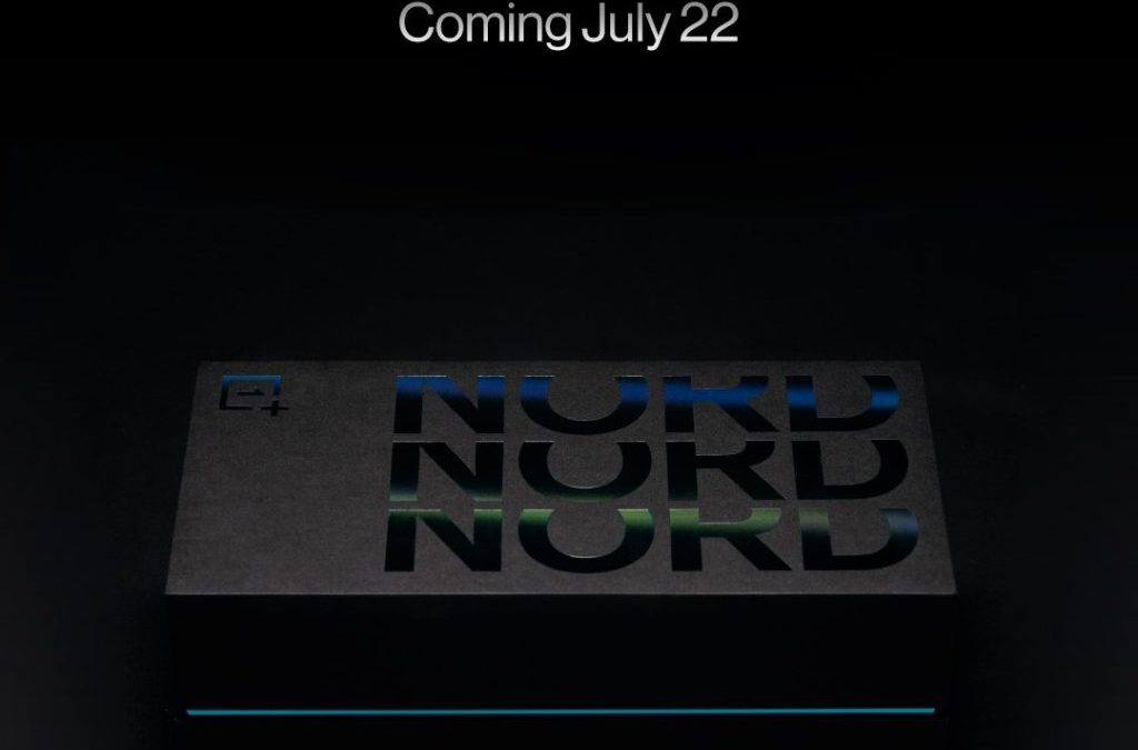 OnePlus Nord 2 will launches on July 22nd with Dimensity 1200-AI chipset