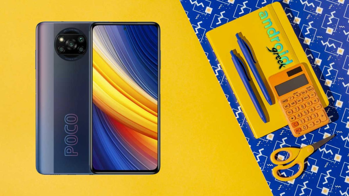 POCO X3 Pro (vayu) official stock ROM, firmware, and updates Flash File – V12.5.3.0.RJUINXM