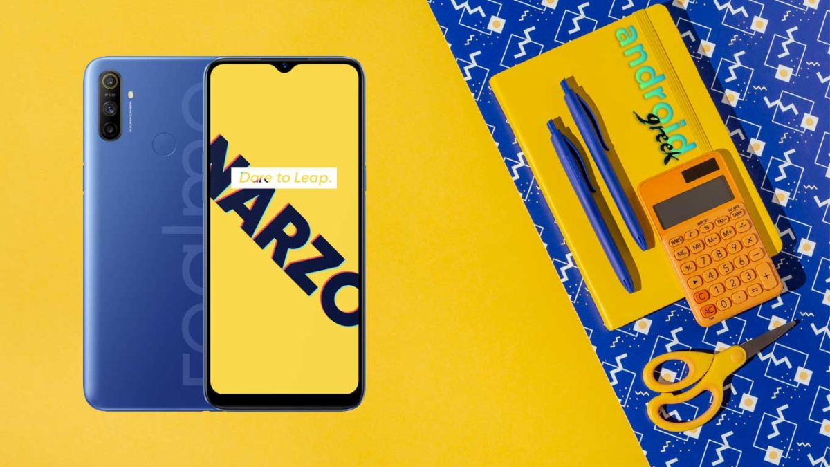 Realme Narzo 10A (RMX2040) official stock ROM, firmware, and updates Flash File – RMX2020_11.A.63