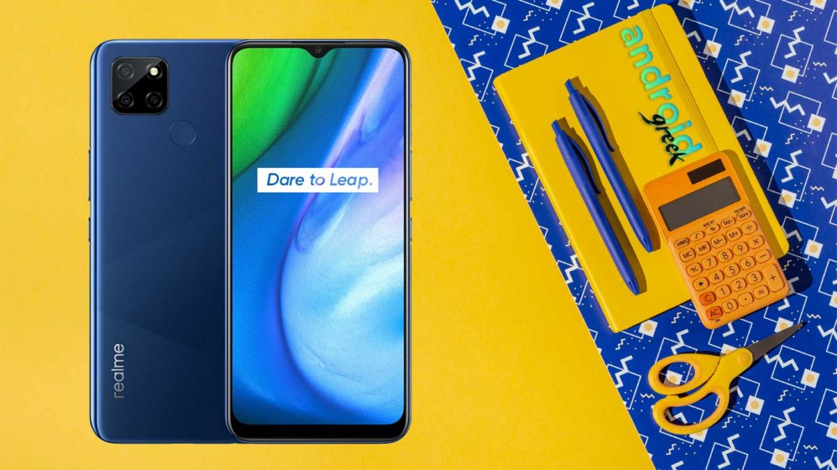 Realme V3 5G (RMX2200) official stock ROM, firmware, and updates Flash File – RMX2200_11.A.19