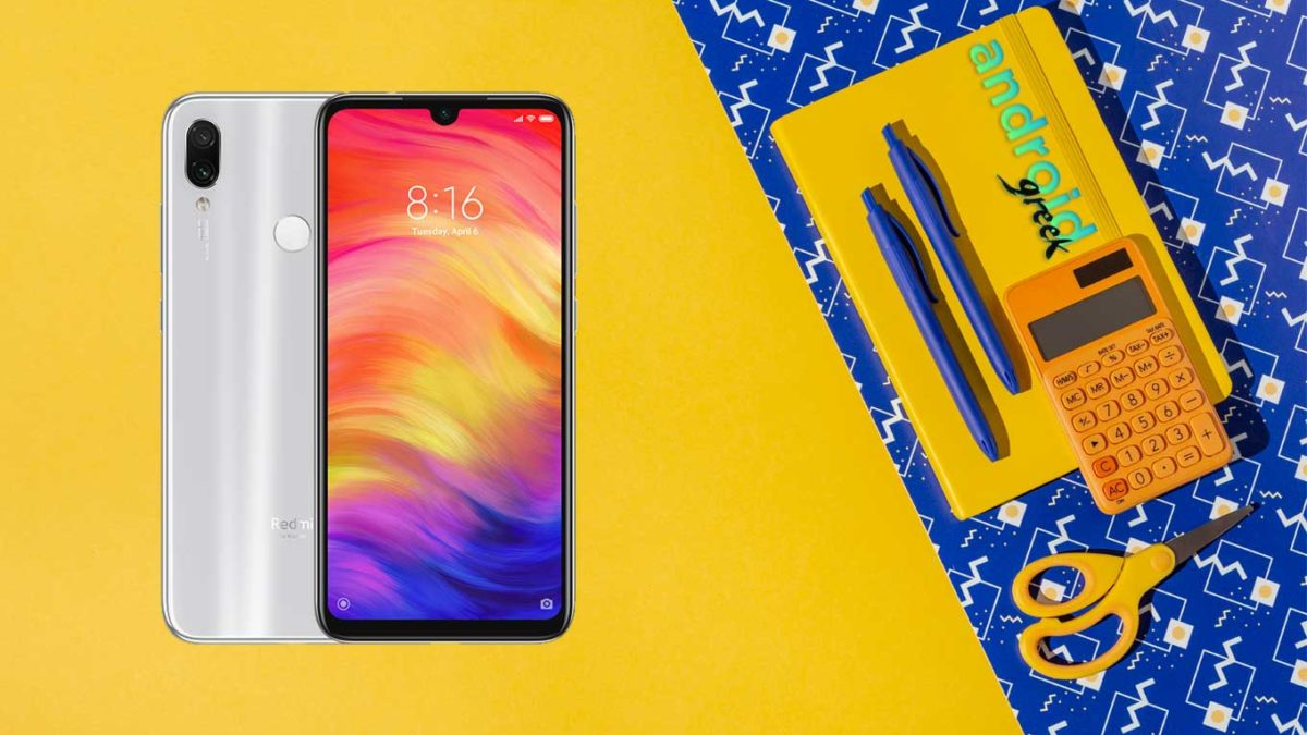 Redmi Note 7 Pro (violet) official stock ROM, firmware, and updates Flash File – V12.5.1.0.QFHCNXM